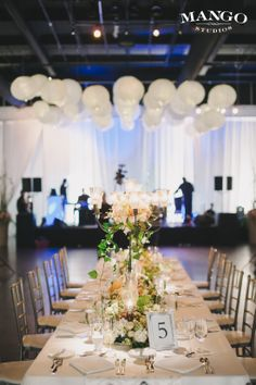 The Warehouse Event Venue. Greater Toronto Area, Warehouse Wedding, Open Layout, Event Venues, Wedding Reception, Entertaining, Table Decorations, Weddings, Wedding Reception Venues
