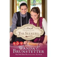 Book 1 in my upcoming Amish Cooking Club series.