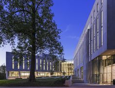 Global and International Studies Building / Ennead Architects + Browning Day Mullins Dierdorf