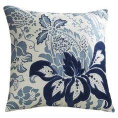 Lloyd Harbor Velvet Throw Pillow