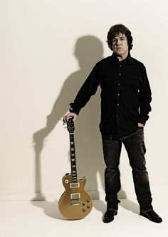 Gary Moore (R.I.P.)    Never got to see him. fantastic guitarist
