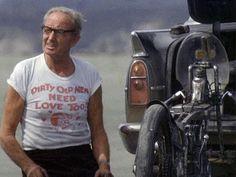 Burt Munro - legendary. Legend does not describe what this man was.