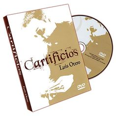 MMS Cartificios by Luis Otero DVD -- Check out the image by visiting the link. (Note:Amazon affiliate link)