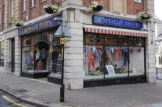 Montague Jeffery - St Giles Street