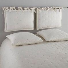 Poduszka na wezgłowie łóżka, watowana, Aéri
