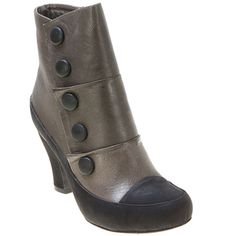 Buy Whisky Yellow Grey Miz Mooz Women's Adrien Ankle Boot shoes