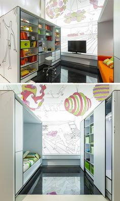 Mobile Shelving For Modular Rooms These Rooms Are Part Of A Mobile Shelving System Like