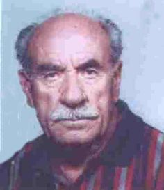 Nino Marotta(1927- April 3, 2013) Reggente de la famille de Castelvetrano (Trapani)1984-1998. Consigliere Francesco Messina Denaro and Matteo Messina Denaro. member of the gang of Salvatore Giuliano.