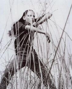 Designer: Jil Sander - Fotograf:David Sims -1998