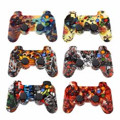 Now in stock Gasky New Wireles..., get them while they last! http://www.retroarkayde.com/products/gasky-new-wireless-bluetooth-gamepad-remote-gaming-controller-for-ps3-video-game-consoles-professional-boy-joystick-gamer-gift?utm_campaign=social_autopilot&utm_source=pin&utm_medium=pin #videogames #tcg