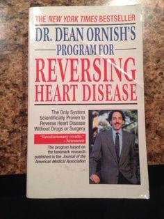 dean ornish reversing heart disease pdf