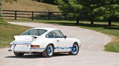 Porsche 911 Carrera RS Lightweight 1973