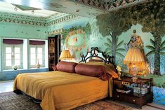 Taj Palace India. love this