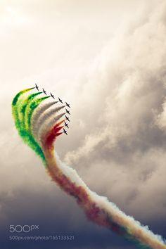 Frecce Tricolori by OliR