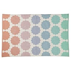 Starburst 4 x 6' Rug | The Land of Nod