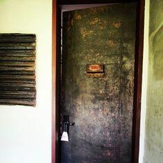 #doors #metalandwood #industrialdesign #steampunkstyle by florence1748