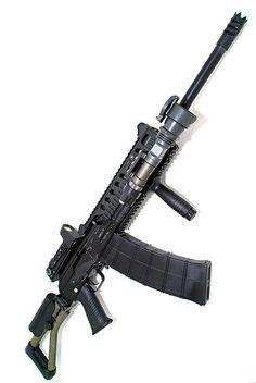 Izmash Saiga 12K 12gauge semi-automatic shotgun