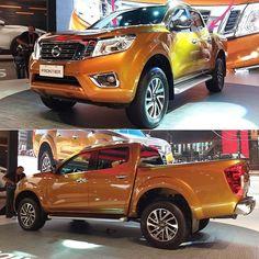 #SDA2016 Nissan Frontier 2017: picape japonesa é revelada para o mercado brasileiro no Salão do Automóvel de São Paulo  #CarroEsporteClube #Nissan #SalaodoAutomovel