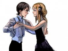 I don't ship them, but I'm pinning just because I love the way Kid was drawn! <<< I do!<< Yeah kid was drawn well