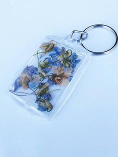 Check out this item in my Etsy shop https://www.etsy.com/listing/521747058/nine-wild-violets-keychain