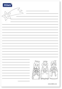 Stikes Printables Navidad Carta a los Reyes Magos Rois Mages, Projects To Try, Bullet Journal, Words, School Ideas, Birth, Christmas, Angels, Holidays