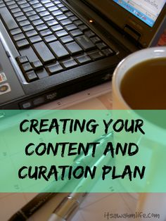 content and curation plan