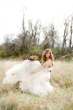 Gorgeous wedding photo in a countryside location. For more inspiring wedding ideas come visit our other Veilability wedding boards or www.veilability.com.au