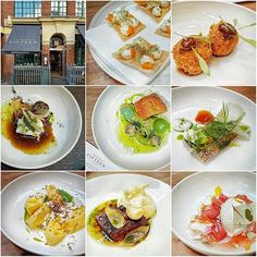 Great pics as always bro!  #Repost @clerkenwellboyec1 ・・・ Brilliant tasting menu @JamiesFifteen last night by head chef @RobbinHolm & team  a fantastic non-profit restaurant founded by @JamieOliver with a brilliant Apprenticeship Programme designed to help the young and disadvantaged to work their way towards a more fulfilling life & future through food...  Our FEAST included smoked cod's roe, crispy croquettes, burrata, crispy pig's cheeks, seared mackerel, freshly made Agn...