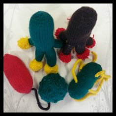 Penicillium, salmonella, cholera and common cold #microbes   http://www.glasgowcityofscience.com/get-involved/knitting-microbes