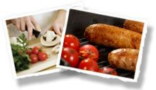 Slender Choice · healthy nutritious freshly cooked ready meals