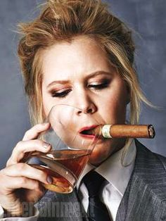 Look at Amy Schumer. Whisky, Cigars And Whiskey, Good Cigars, Whiskey Girl, Cigars And Women, Women Smoking Cigars, Cigar Smoking, People Smoking, Smoking Ladies