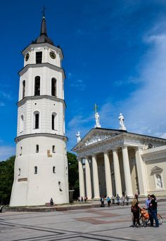"""A quick stop in Vilnius...""""Lightning Fast Lithuania: 3 Hours in Vilnius"""""""