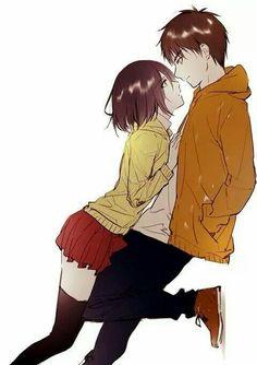 Eren x Mikasa ♡ Eremika | Shingeki no Kyojin (Attack on Titan)