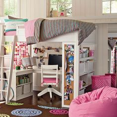 I want this bunk bed for Emma's room some day!