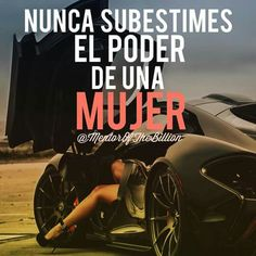 Mis frases motivacionales. Mujer poderosa.  Mentor of the million