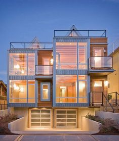 The Best Modern and Gorgeous Container Houses Design Ideas No 47