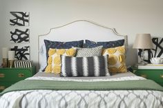 Is There a Such Thing As Too Many Throw Pillows? AT Investigates (Sort of)