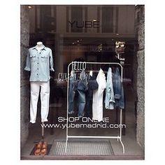 Welcome Current Elliott! #currentelliott #jeans #yubegirls #yubemadrid #yubewindows #skinnyjeans #boyfriend #fashion #womenstyle #instafashion