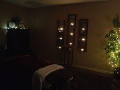 Massage Room @ A Touch Above Wellness Spa 315 455-9355
