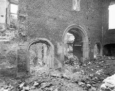Ruïne Bleijenbeek (juli 1958) Ancestry, Ruins