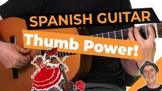 Spanish Flamenco Guitar Lesson   Fun Thumb Exercise     Learn a fun exercise using the thumb in the style of rumba flamenco Spanish guitar. It might look challenging at first, but we're gonna break it down step-by-step. Flamenco Guitar Lessons, Electric Guitar Lessons, Spanish Music, Guitar Tips, Best Vibrators, Music Education, Les Paul, Video Photography, Fun Workouts