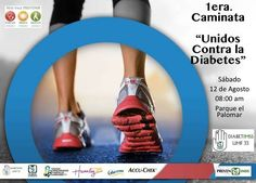 Invita el IMSS Chihuahua a participar el 12 de agosto en la primera caminata Unidos contra la Diabetes   El Puntero