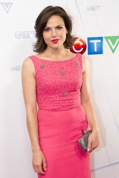 Awesome Lana #CTVUpFronts2012 #Pressroom #VancouverBC #Canada Spring 2012