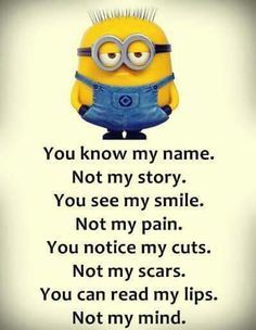Pin by Gary Nichting on minion | Minions quotes, Funny