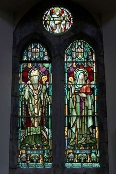 The Conversion to Christianity in Medieval Ireland: St. Patrick vs. St. Bridget :http://www.medievalists.net/2012/03/17/the-conversion-to-christianity-in-medieval-ireland-st-patrick-vs-st-bridget/