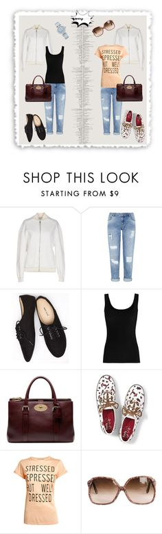 """""""№ 356"""" by tigrpuh ❤ liked on Polyvore featuring STELLA McCARTNEY, Miss Selfridge, Wet Seal, Twenty, Mulberry, Keds, Pilot and OMEGA"""