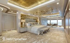 Is This The Largest Yacht To Attend The Monaco Yacht Show Ever? | Yacht Charter Fleet