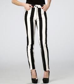 Motel Striped Jordan Jean