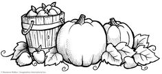 I Like Markers: Fall Pumpkins Class, Freebie