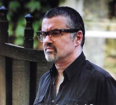 George Michael leaving his home in London 2-9-2013